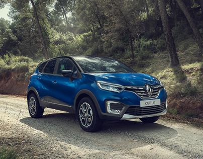 Renault Kaptur Launch Campaign