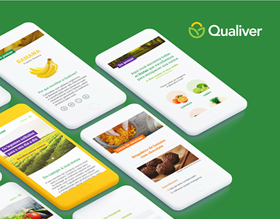 Qualiver | Website