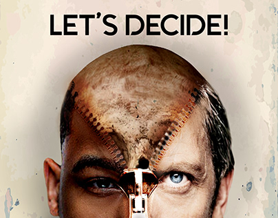 poster design manipulation