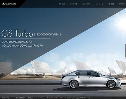 Lexus UI