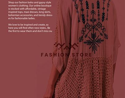 NEW BRAND Gypsy Style Women's EGYPT