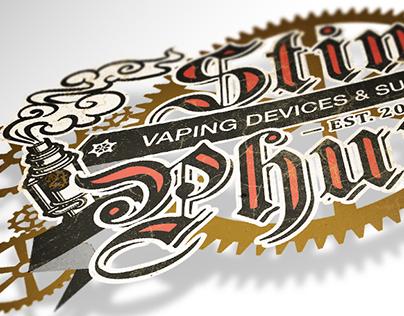 Vape shop branding