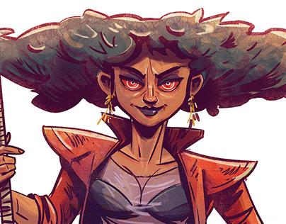 Vicky the Vampire