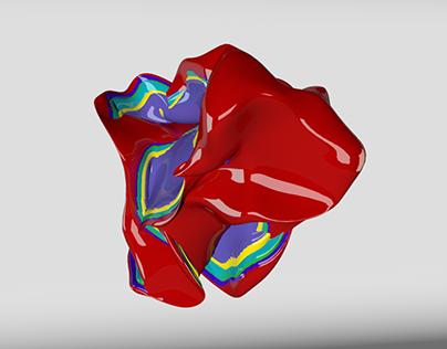 3D Mouvement