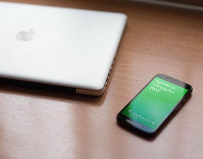 App agenda de obrigações tributárias