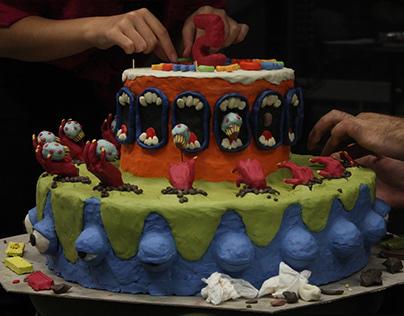 Caketrope for TUMO's 5 anniversary