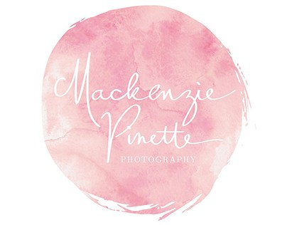 Mackenzie Pinette Photography Logo