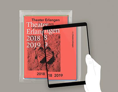 Theater Erlangen – Spielzeitheft 2018/19