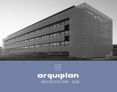 Arquiplan - proiektuen katalogoa / Arquiplan - projects