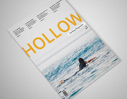 hollow surfing magazine