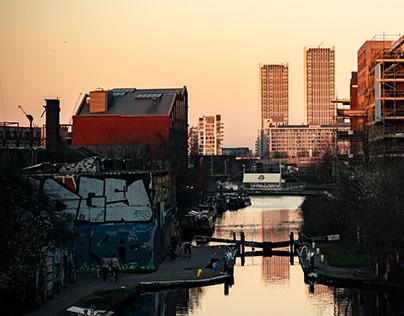 London - Buildings & Light