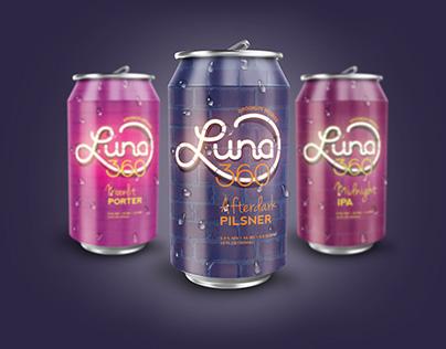 Luna 360 | Craft Beer
