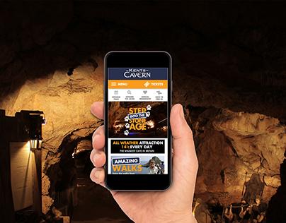 Kents Cavern Website