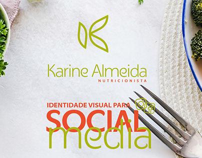 Social Media - Nutricionista