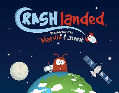 Crash Landed - The Adventures of Marvin & Jinx