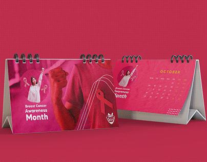 Sobhy Pharmacy Desk Calendar