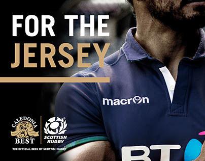 Caledonia Best Scottish Rugby