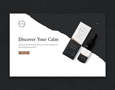 CBN Web design