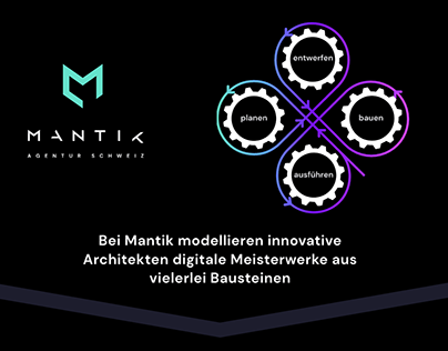 Mantik - Motion Graphics
