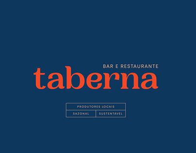 Taberna | Id Visual