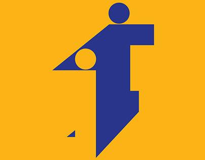 I_TEC logo design