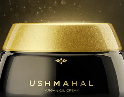 USHMAHAL - ARGAN OIL CREAM