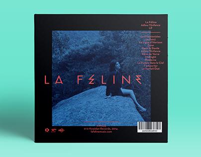 La Féline | Adieu l'Enfance album
