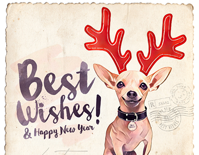 Best Wishes! & Happy New year!!!