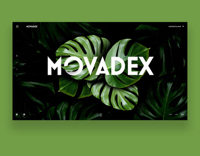 Movadex. Web Page.