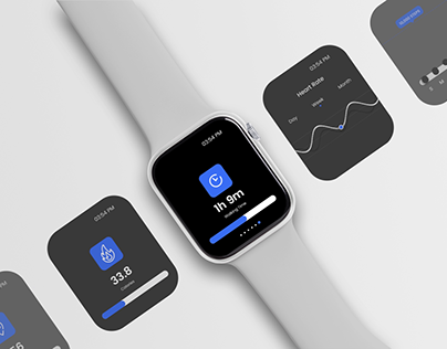 Workout App for Smartwatch
