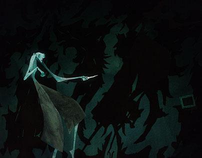 Animated Short Horror Film IT (ONO)
