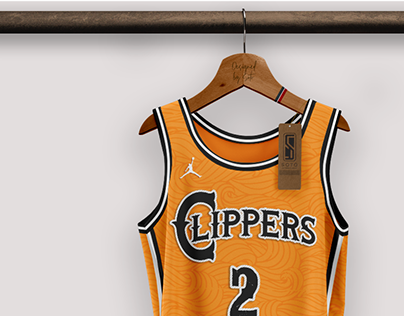 LOS ANGELES CLIPPERS / NBA - concept by SOTO UD