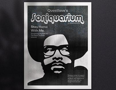 Questlove's Soniquarium