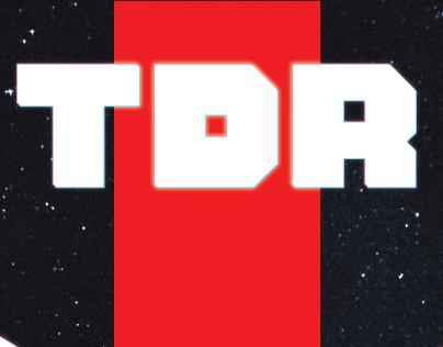 TDR font