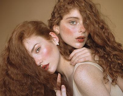 Las chicas de Jengibre
