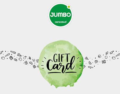 GiftCard Jumbo