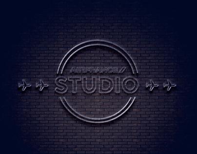 AirFrance studio - logotype