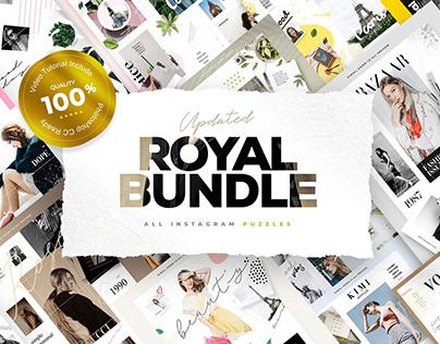 Royal Instagram Bundle