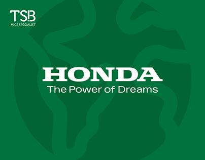 Honda - My Honda Summit