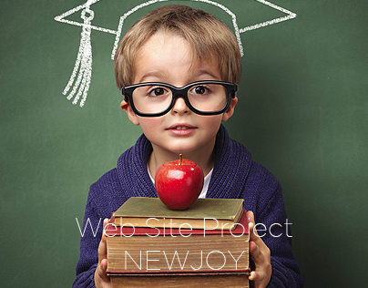 Newjoy Web Site Project