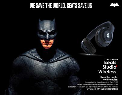 Beats by Dre- Press Ad