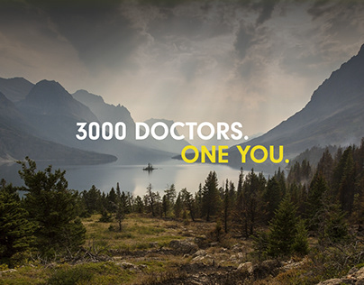 3000 Doctors. One You.