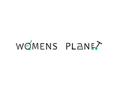 WOMENS PLANET_ロゴ
