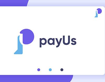 PayUs Brand Identity Design | Logo and Brand Identity
