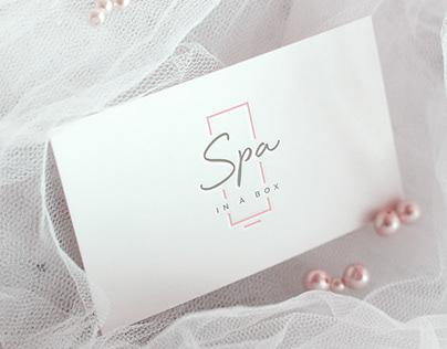Spa in a Box | Branding