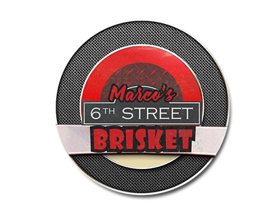 Copy of Marco's Sixth Street Brisket