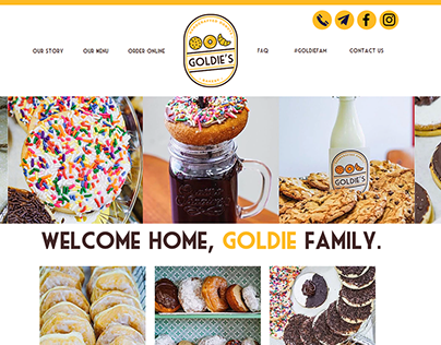 Goldie's Donuts & Bakery