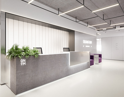 Coworking Space QNTM