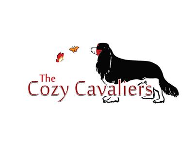 The Cozy Cavaliers Logo & Website - 2014