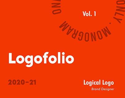 Logofolio Vol. 1 - Monograms